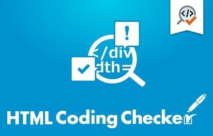 HTML Coding Checker