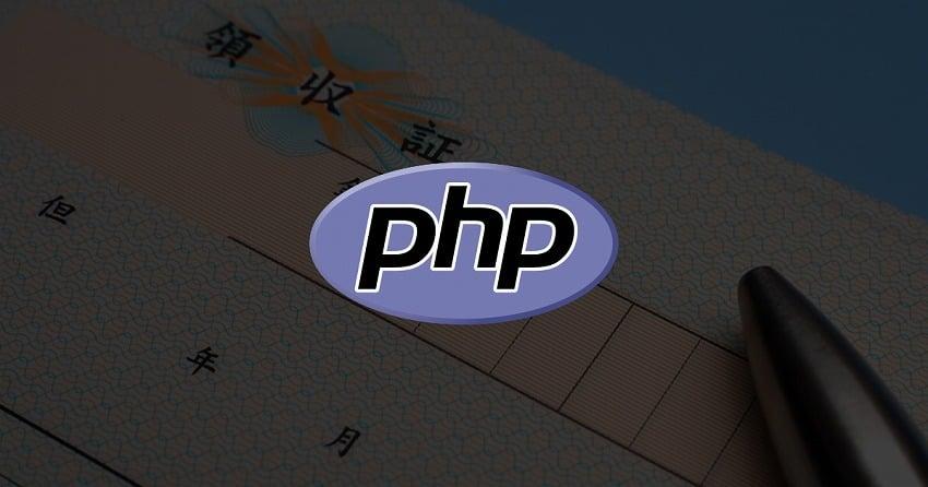 【TCPDF+FPDI】PHPで領収書PDFに文字を出力する方法